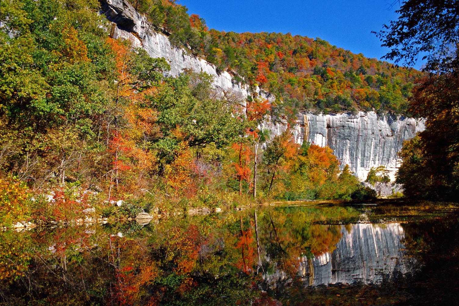 Tourisme : en images : couleurs d'automne sur le sud des Etats Unis ! 3964