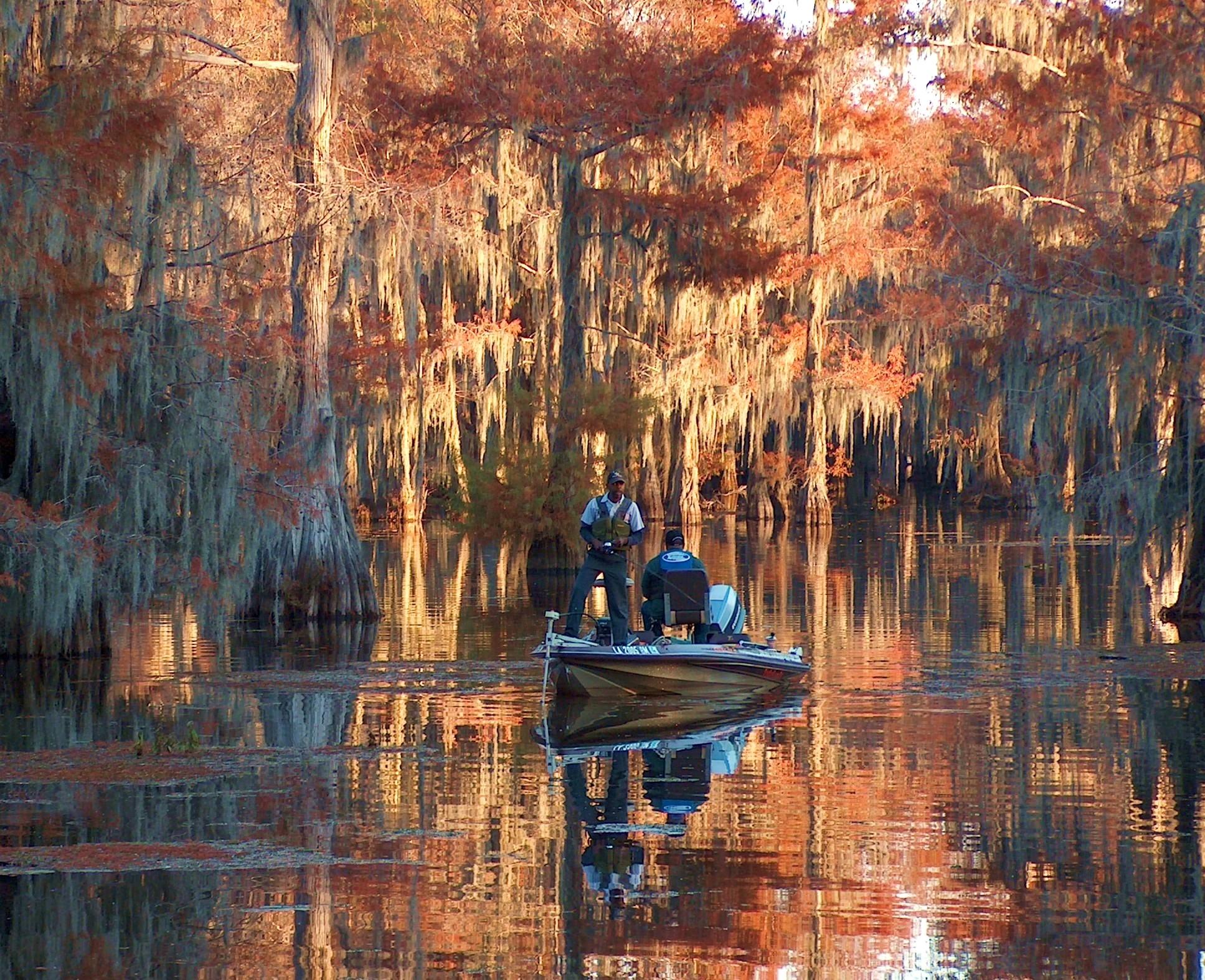 Tourisme : en images : couleurs d'automne sur le sud des Etats Unis ! 3966